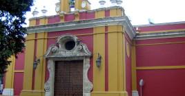 Capilla Universidad