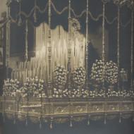 Paso Virgen Angustia 1946