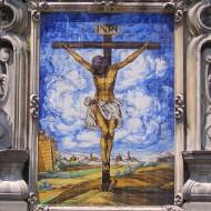 Azulejo Cristo Encarnación