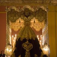 2005 Estreno manto Virgen