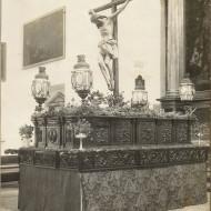 Primera salida Paso Cristo 1926
