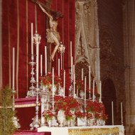 Quinario Cristo Catedral 1972 color (15)