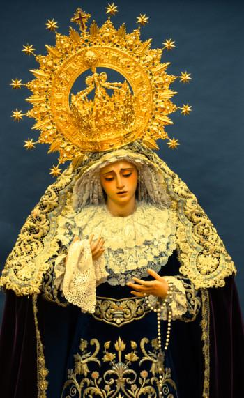 Virgen Angustia
