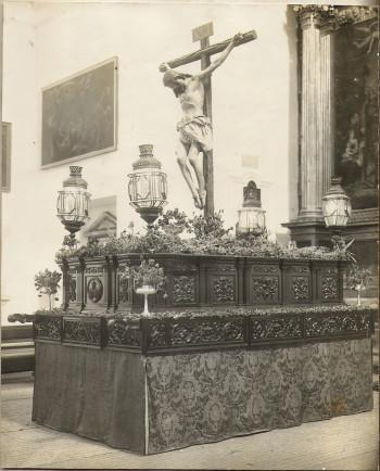 Primera salida procesional en 1926