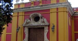 Capilla Universitaria de la antigua Fábrica de Tabacos