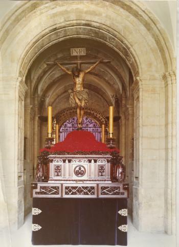 Rectorado, Martes Santo de 1.972