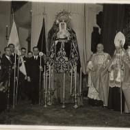 Virgen de la Angustia de Antonio Bidón (1931)