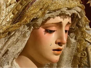 Virgen de la Angustia