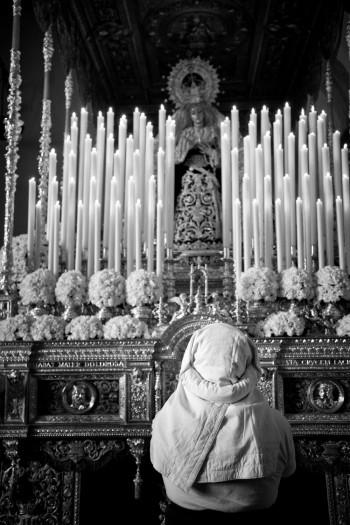 Costalero Virgen