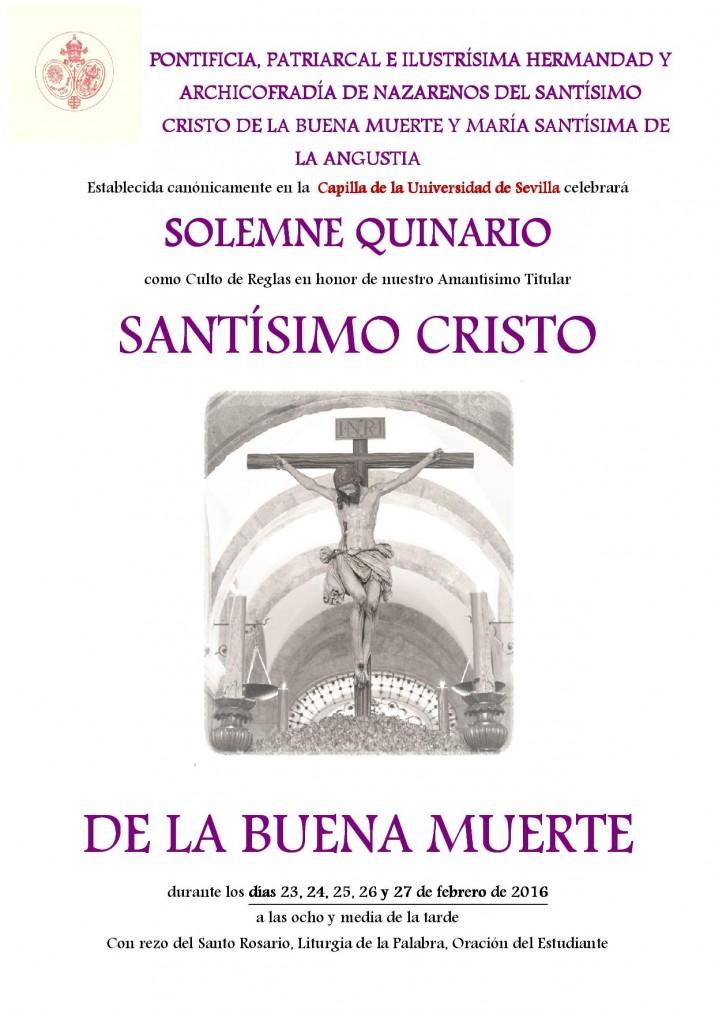 CONVOCATORIA QUINARIO PARA WEB1-001