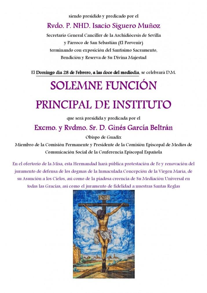 CONVOCATORIA QUINARIO PARA WEB2-001-001-001-001