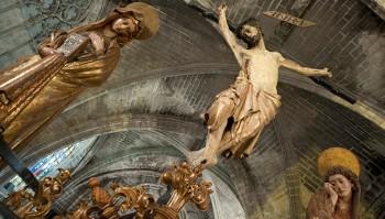 Cristo del Millón. Catedral de Sevilla. Fotografía: Diario ABC (JJ Úbeda).