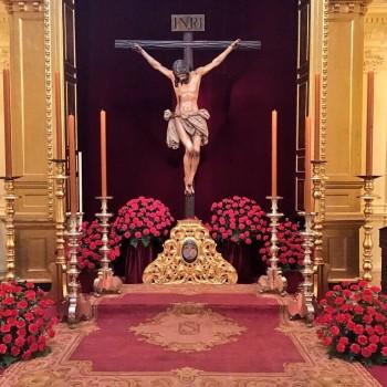 Besapies Cristo 2016