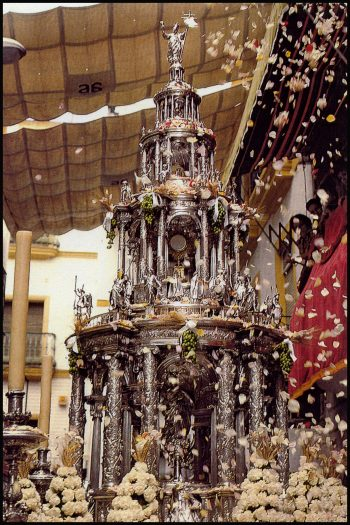 Custodia Corpus Sevilla