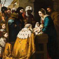 Adoración de los Magos de Bartolomé Esteban Murillo